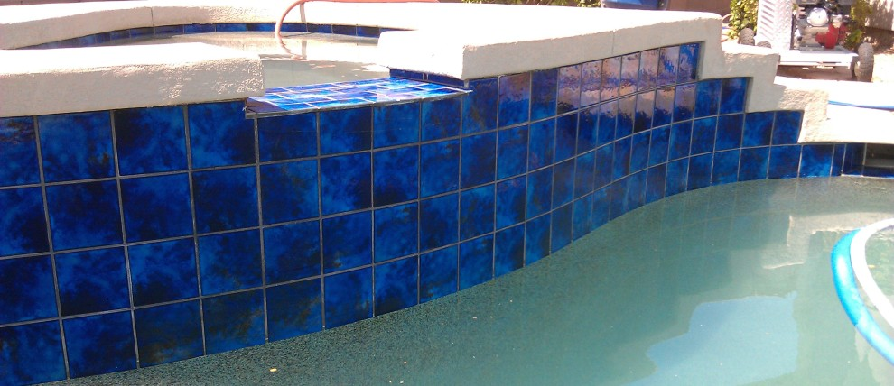 New Tech Pool Tile Cleaning Llc